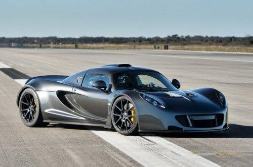 Самые быстрые автомобили в мире (5 фото)
