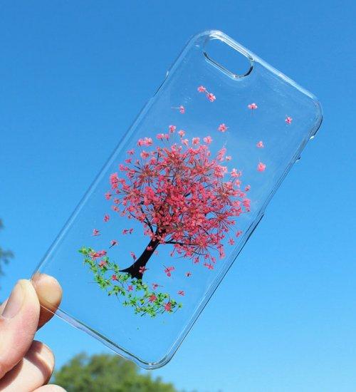 Как украсить прозрачный чехол для телефона