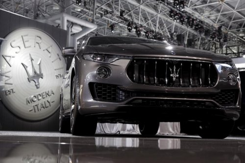 ������� ���������� New York International Auto Show 2016 (22 ����)