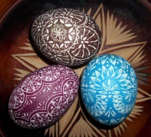 Необычные и прикольные пасхальные яйца (22 фото)