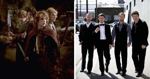 Герои известных фильмов тогда и сейчас (15 фото)