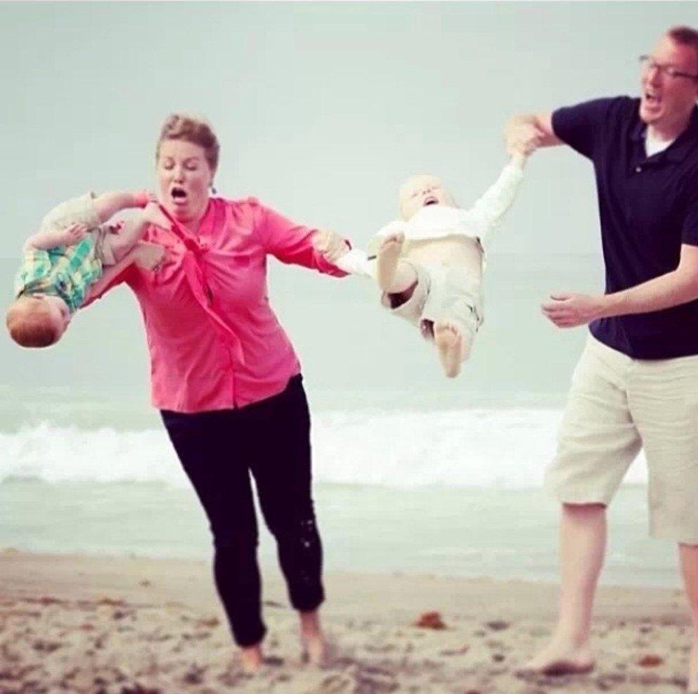 Какие родители такие и дети фото