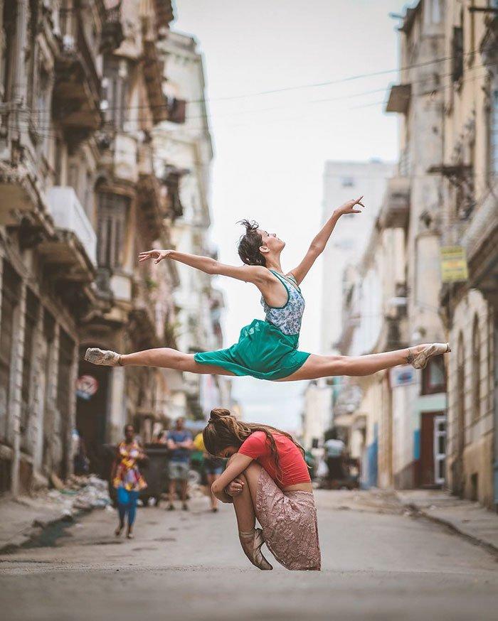 танцы на улице фото данном разделе статьи