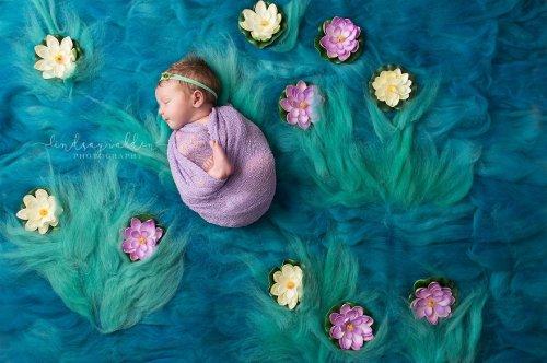 Оригинальная фотосессия: младенцы на фоне знаменитых картин (6 фото)