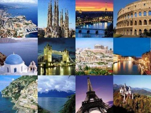 Что означают названия стран Европы (4 фото)