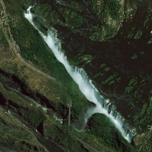 Спутниковые снимки Земли от DigitalGlobe (15 шт)