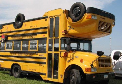 Топ-10: Невероятные, абсурдные и потрясающе выглядящие транспортные средства