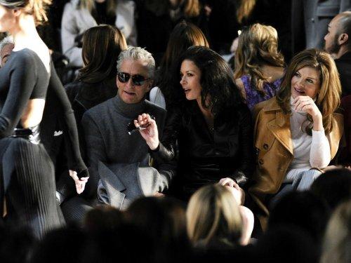 Неделя моды в Нью-Йорке: взгляд изнутри (23 фото)