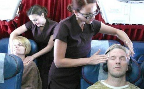 Топ-9: Уникальные услуги, предоставляемые авиакомпаниями
