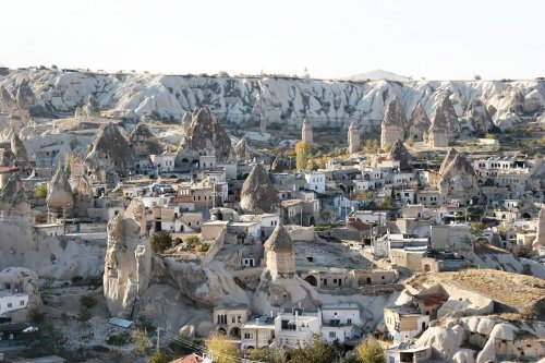 Сказочные городки и деревни в разных уголках мира (18 фото)