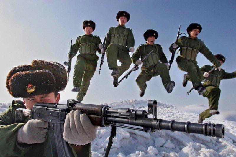 тем менее, смешные прикольные фото армия работает