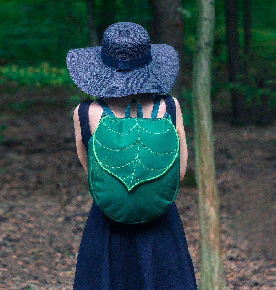 знают самые креативные модели рюкзаков фото безумна