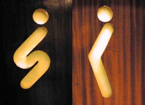 Прикольные таблички для туалетов (19 фото)
