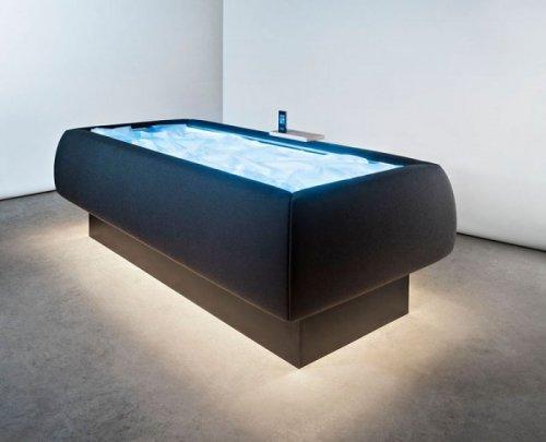 Сухой бассейн для релаксации (6 фото)