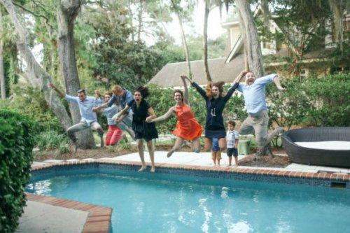 Смешные и нелепые фотографии, сделанные во время отдыха (19 фото)