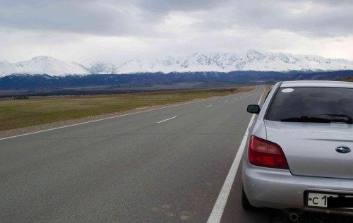 Когда помятая дверь автомобиля становится его украшением (6 фото)