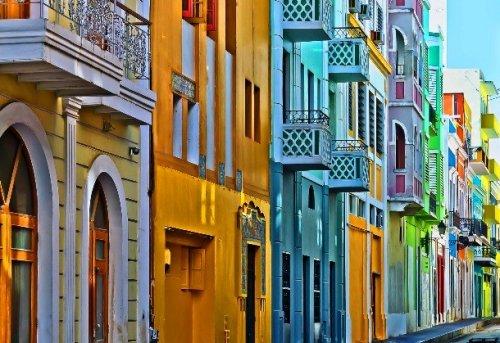 Топ-25: Самые красочные города мира, которые сделают ваш день ярче