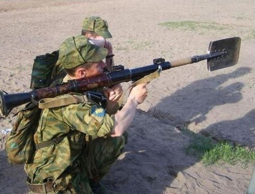 Армейские приколы (20 фото)