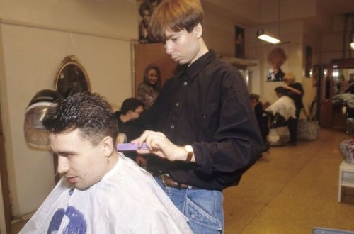 Звёзды российского шоу-бизнеса в 1990-ых (12 фото)