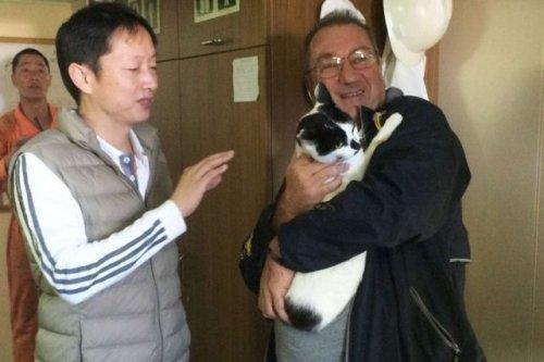 Топ-10: Удивительные случаи спасения людей кошками