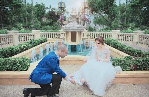 Свадьбы гиков, или тематические свадьбы (20 фото)