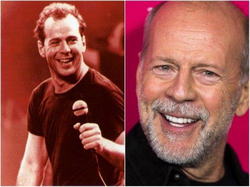 Знаменитые актёры секс-символы годы спустя (17 фото)