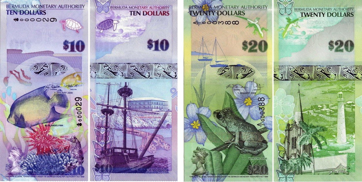 Самые красивые купюры мира цена монеты 10 лет евро