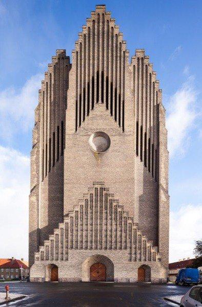 Топ-10: Самые странные и необычные достопримечательности в Дании