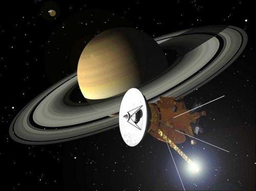 Топ-25: Потрясающие снимки и интересные факты про кольца Сатурна