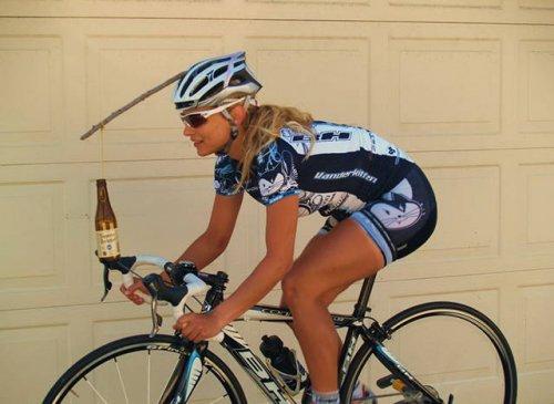 Прикольные картинки про велосипеды и велосипедистов (32 шт)