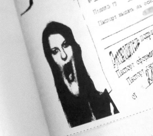 Ксерокопии, глядя на которые вы станете довольны своими фотографиями в паспорте (14 фото)