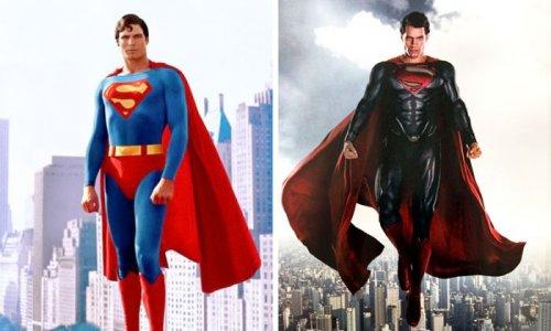 Как эволюционировали популярные супергерои (14 фото)