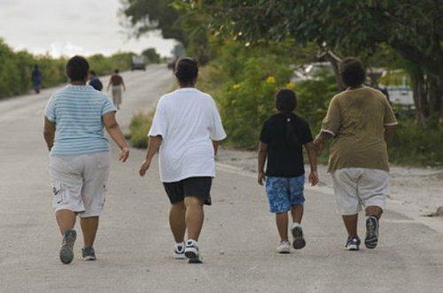 Топ-25: Драматичные факты про ожирение