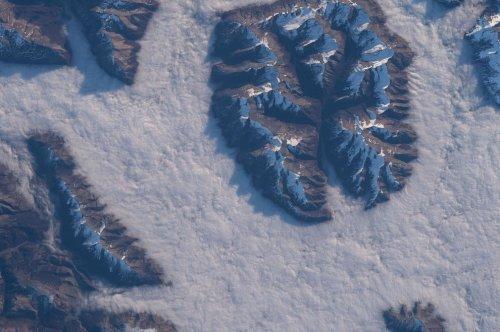 Потрясающие снимки, сделанные с борта МКС (22 фото)