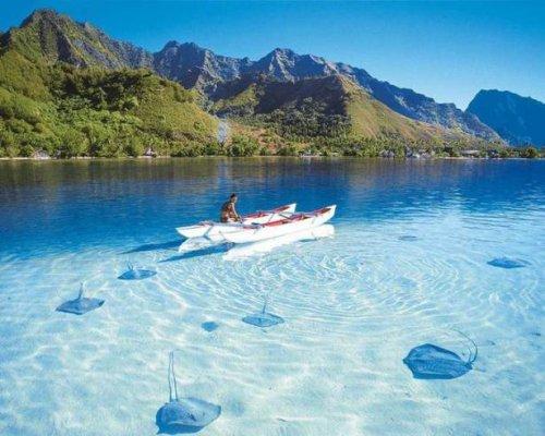 Кристально чистая вода (27 фото)