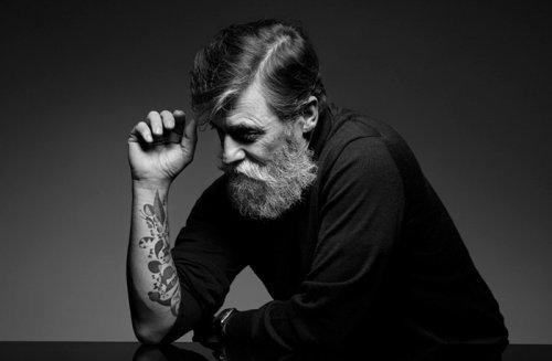 Пенсионер отрастил бороду и стал fashion-моделью (16 фото)
