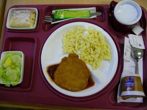 Еда в больницах разных стран (20 фото)