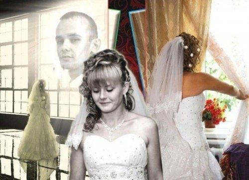 Свадебные снимки, которые можно было не делать (18 шт)