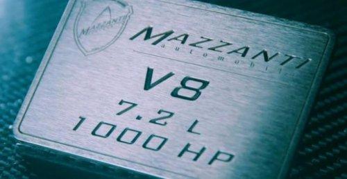Итальянский гиперкар Evantra Millecavall мощностью 1000 л.с. (9 фото)