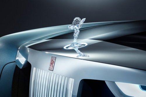 Автомобиль будущего от Rolls-Royce (12 фото)