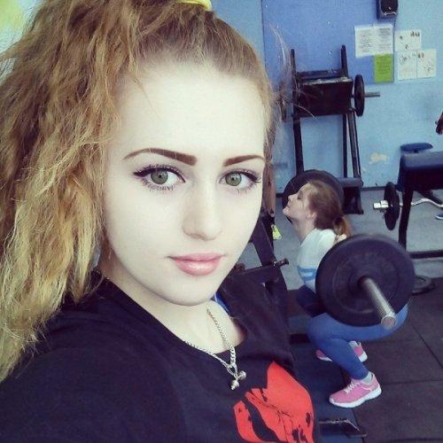 Новые фотографии девушки-бодибилдера Юлии Винс (26 шт)
