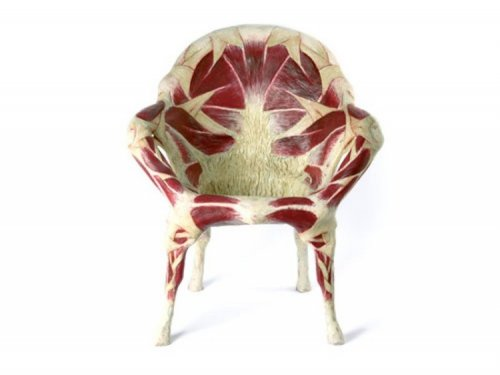 Кресла, в которые вам вряд ли захочется сесть (16 фото)