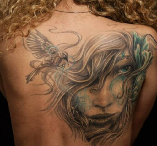 Татуировки на любой вкус (29 фото)
