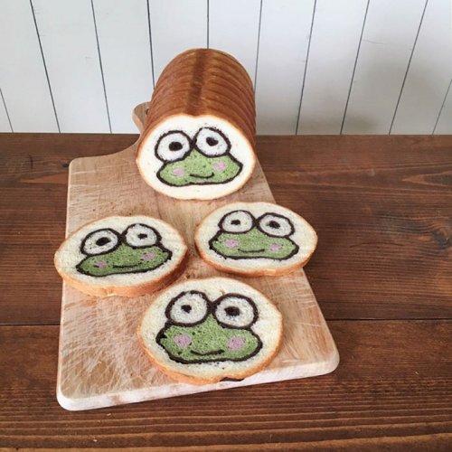 Необычный хлеб с сюрпризом внутри от креативной мамы (24 фото)
