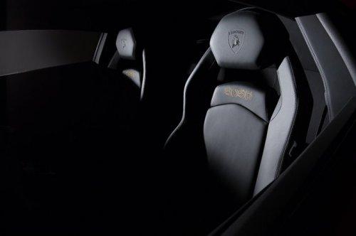 Lamborghini отпраздновали 50-летие спортивного автомобиля Lamborghini Miura (6 фото)