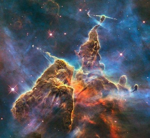 Топ-25: Потрясающие космические снимки NASA
