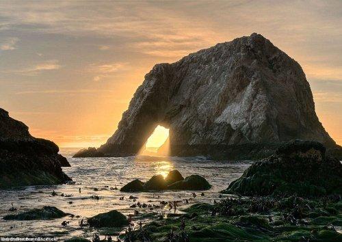 Причудливая фантазия природы, которая прекрасно обходится без Фотошопа (14 фото)