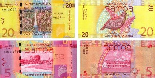 Самые красивые денежные купюры в мире (16 фото)