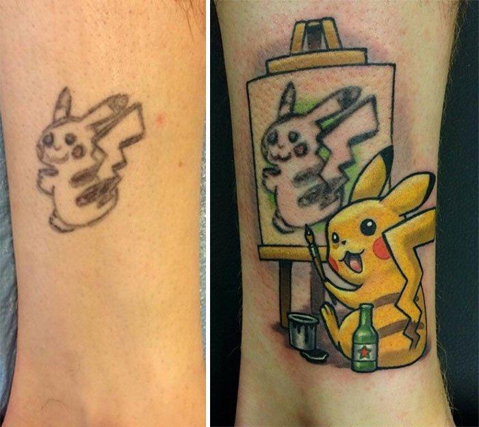 Movie remake 37 tattoos