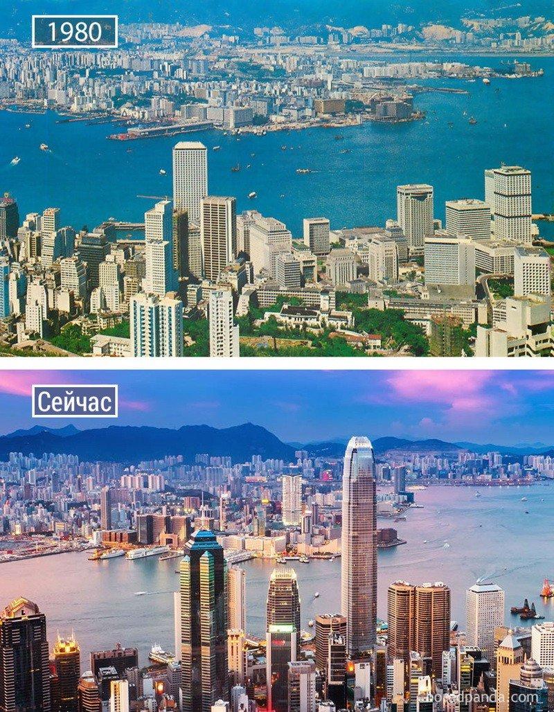 Самые быстроразвивающиеся города планеты, и их изменения за последнее столетие!